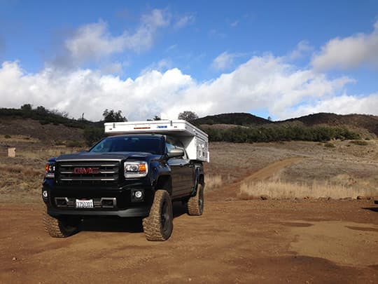 Dirt Every Day Goes Truck Camping Truck Camper Magazine