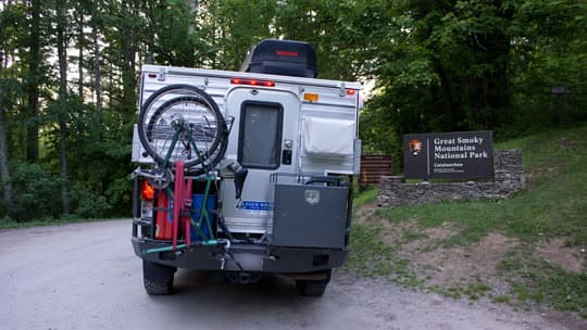 Camper Shell Camping >> Off The Beat and On the Road - Truck Camper Magazine