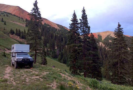 Full-Time-Four-Wheel-Camper-11000-ft-Colorado