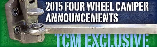 Four Wheel Camper 2015 Announcement