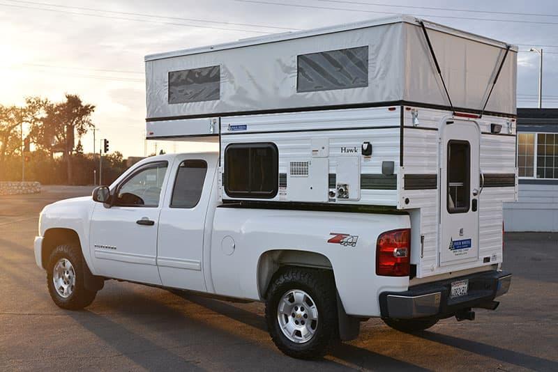 Four Wheel Camper Hawk Pros, Cons, and Verdict - Truck