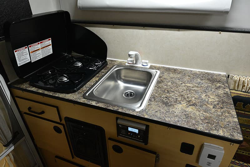 Four Wheel Hawk Kitchen Counter Top