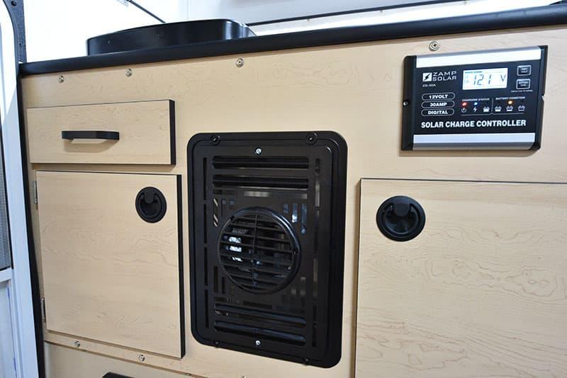 Four Wheel Hawk Kitchen Heater