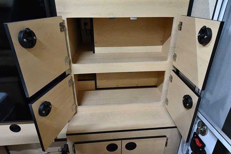 Four Wheel Hawk Passenger Side Rear Cabinets