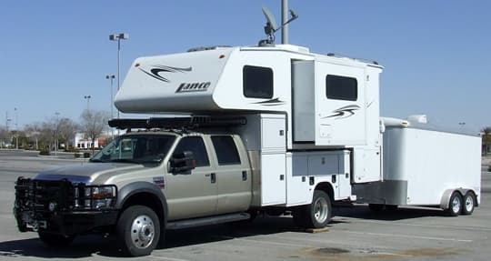 extreme boondocking and the tp factor