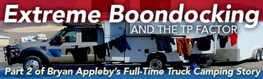 extreme-boondocking-tips