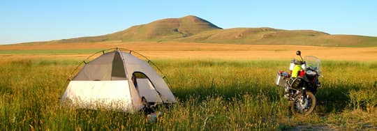 full-time-rv-High-Grasslands-of-Idaho-motorcycle-overnights