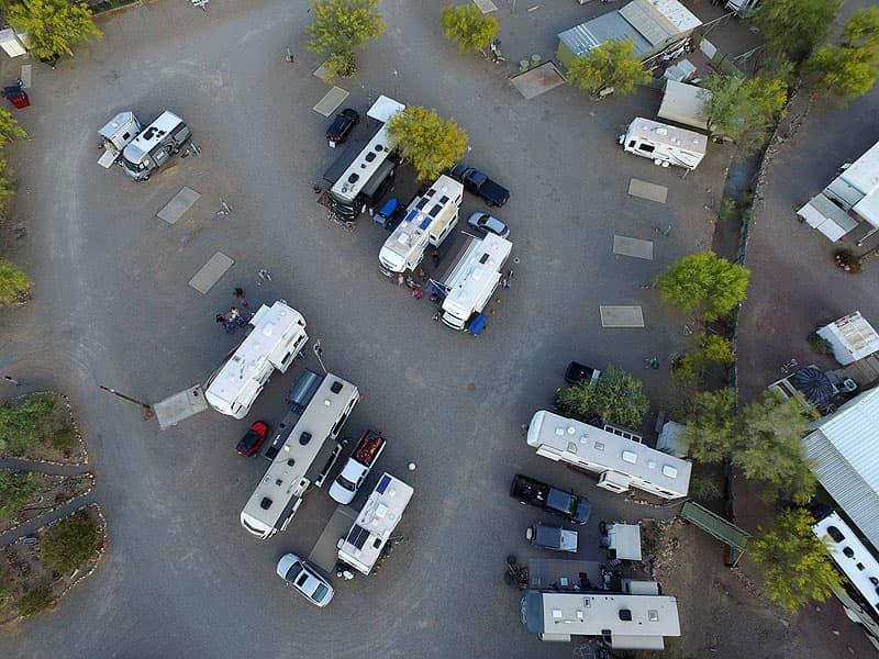 Scenic View RV Park, Arizona