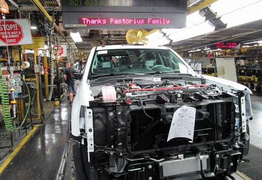 GMC-truck-build-assembly-line