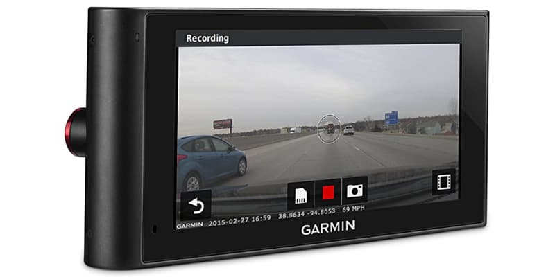 Garmin Nuvicam Dash Camera And GPS