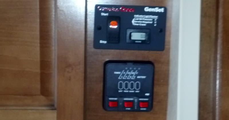 Original Generator switch