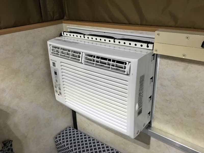 Geo Den Flip Air Conditioner Option