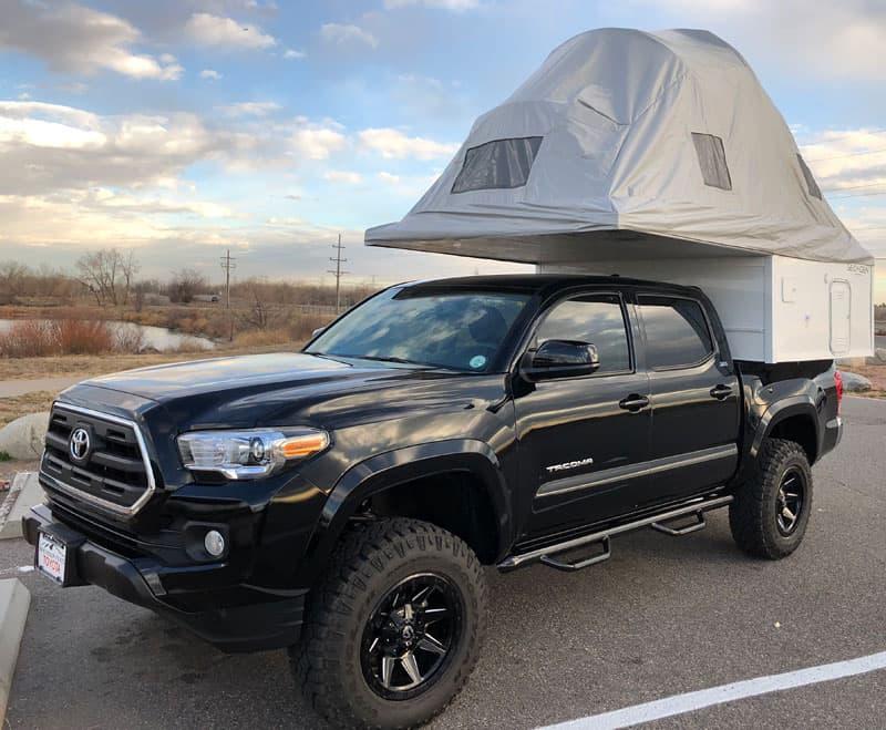 Geo Den Flip Front Tent