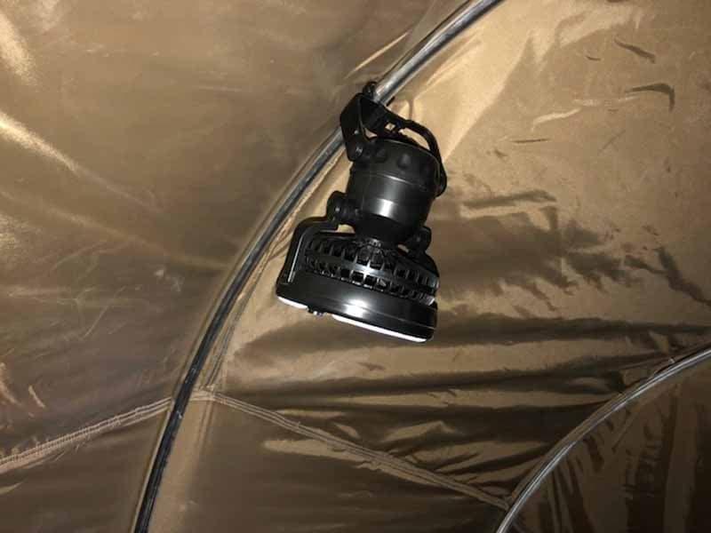 2018 Phoenix Geo Den Flip Caboverless Tent Truck Camper