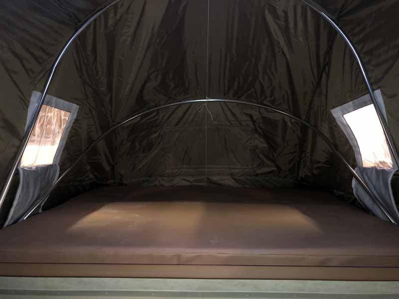 Geo Den Flip Insulation Tent Area