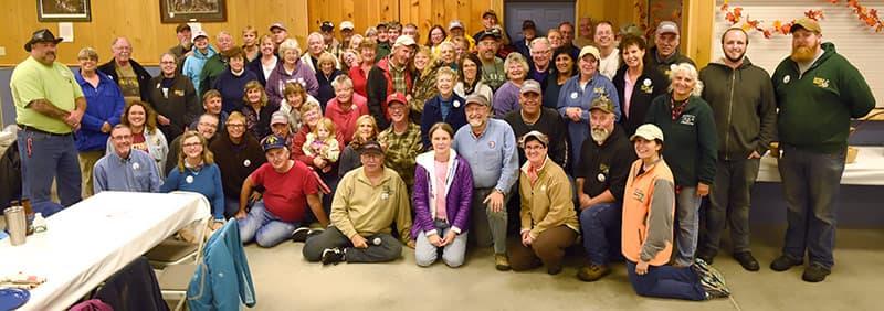 Gettysburg Rally 2016 Group