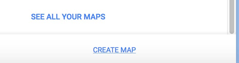 Create Map on Google Maps