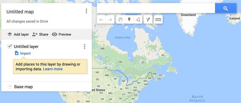 Untitled Google Map