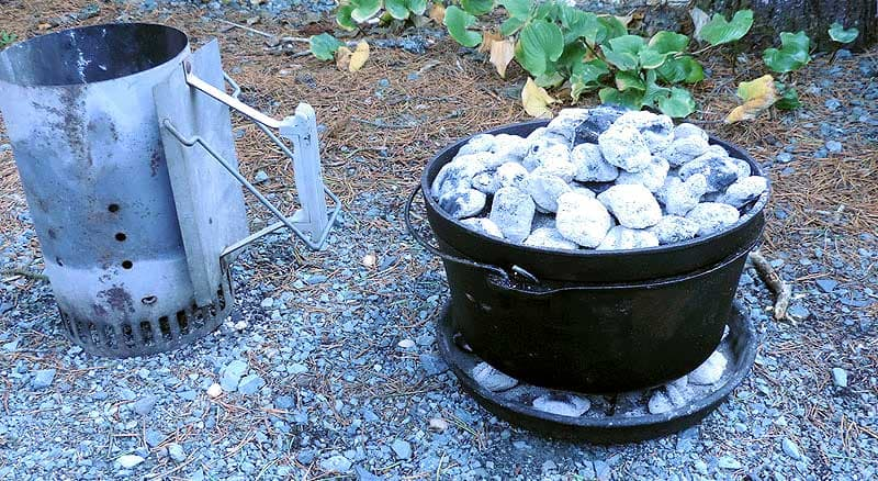 Dutch Oven cooking gourmet style