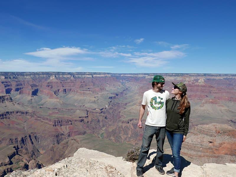 Exploring the Grand Canyon, Arizona