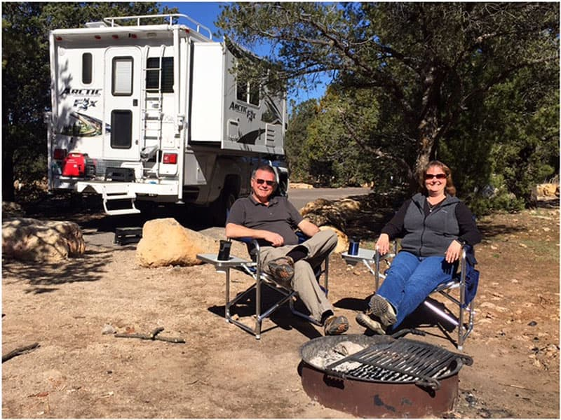 Grand Canyon National Park campground