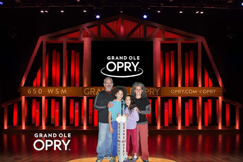 Grand Ole Opry, Tennessee