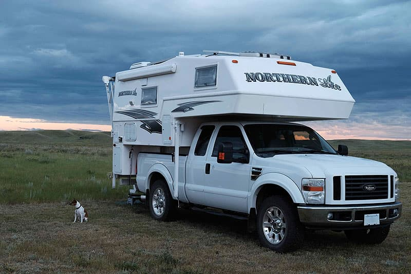 Grasslands National Park, West Block, Saskatchewan