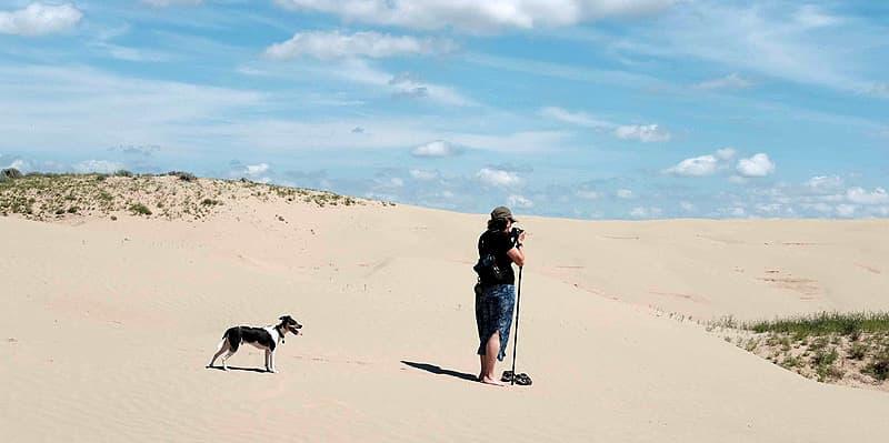 Great Sandhills Ecological Reserve, Sasketchewan