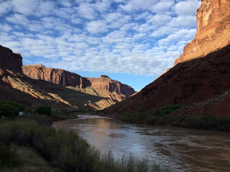 Hal Canyon BLM, Moab, Utah Gomez