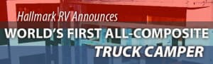 Hallmark-All-Composite-Truck Camper