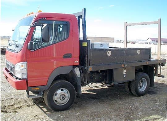 The Overland Fuso Truck Camper Truck Camper Magazine