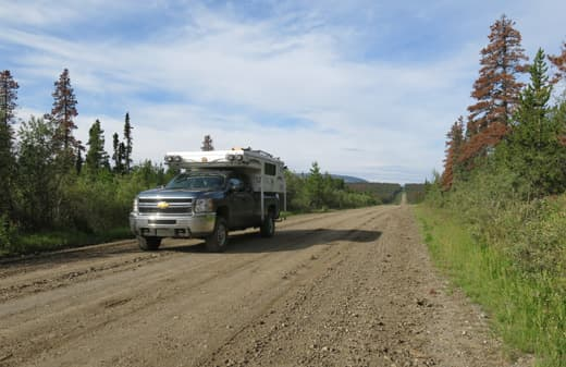 Yukon-gravel-road