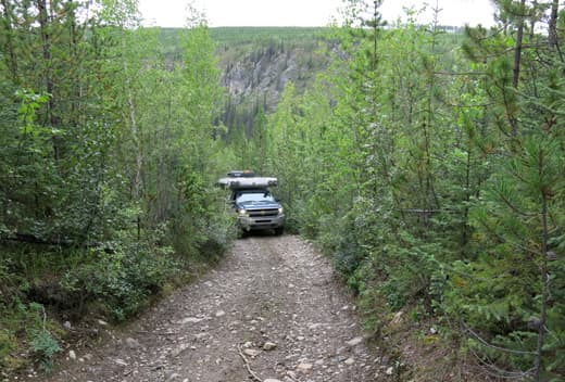 Yukon-places-where-tent-camped