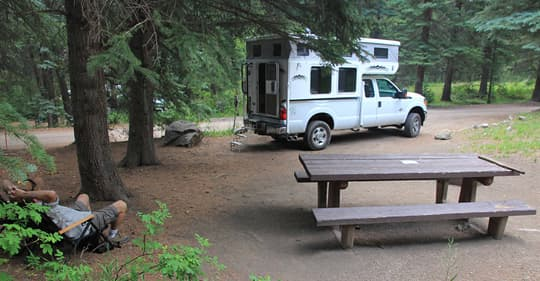 hallmark-k2-Bogan-Flats-Campground-near-Marble-CO