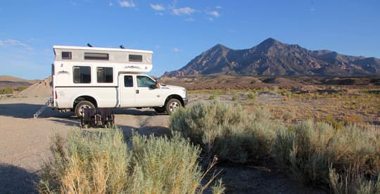 hallmark-k2-burr-trail-dispersed-campsite