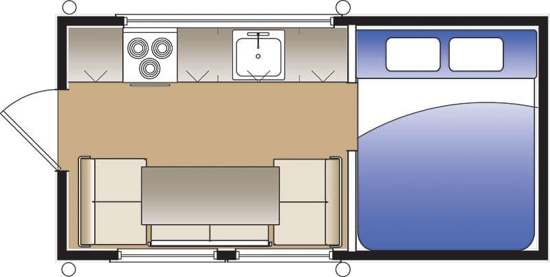 Hallmark Milner Floor Plan