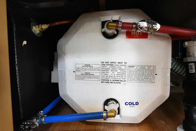 Hallmark Milner Kitchen Water Heater