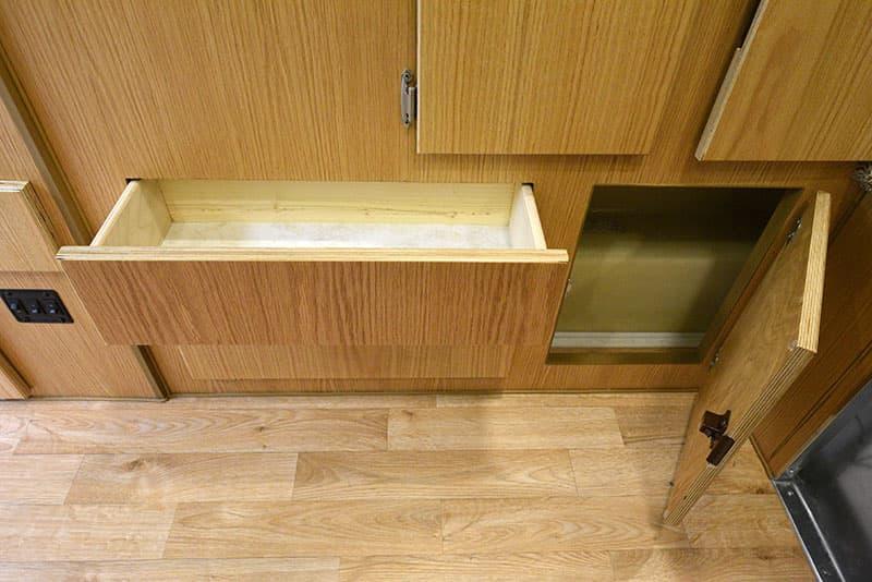 Hallmark Milner Kitchen Lower Cabinetry