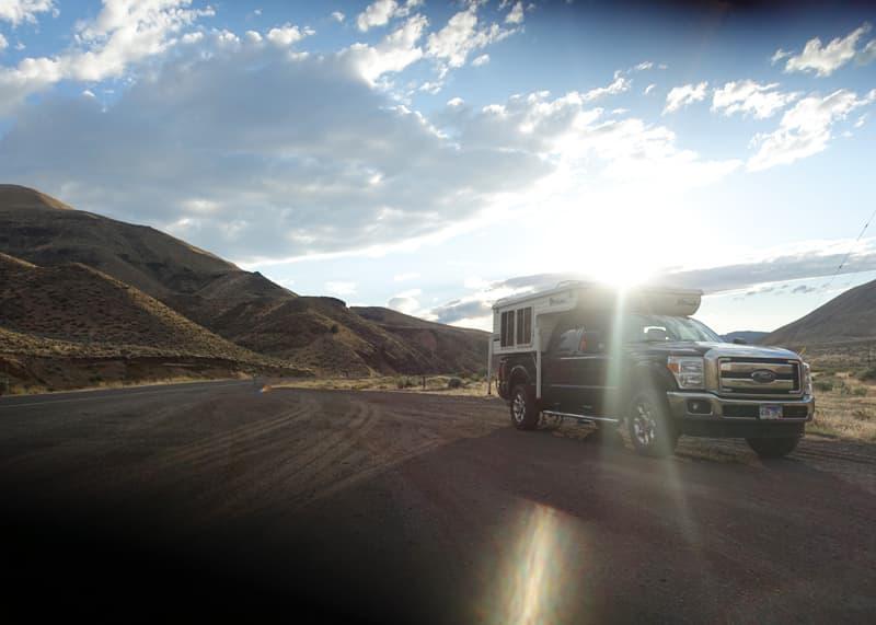 Hallmark RV in east Oregon