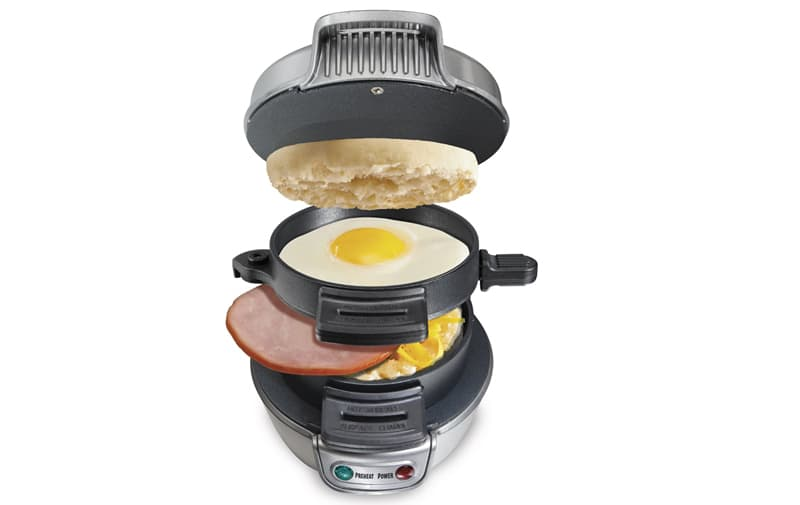 Hamilton Beach sandwich breakfast maker