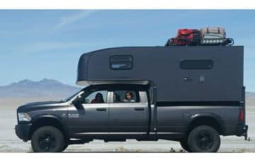 Hardside Phoenix camper