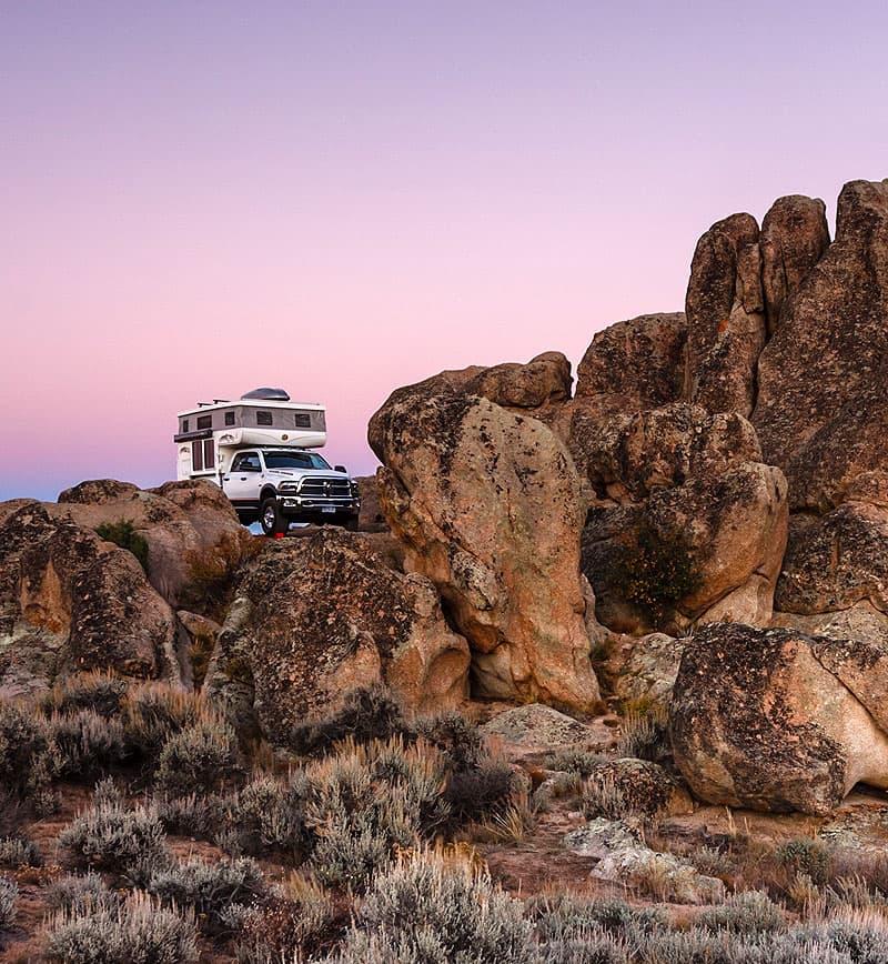 Hartman Rocks in Gunnison, Colorado