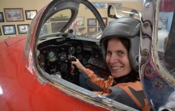 Harvest Hosts Museum Plane Utah