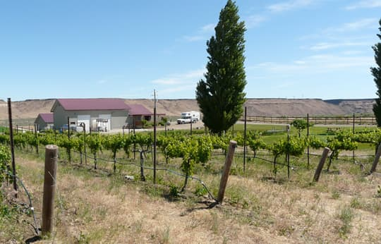 Harvest-Hosts-winery-camping-Idaho