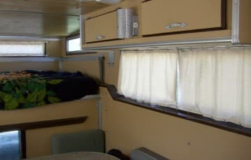 Siesta camper renovation
