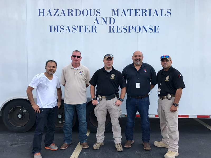 Hazardous Materials And Disaster Response