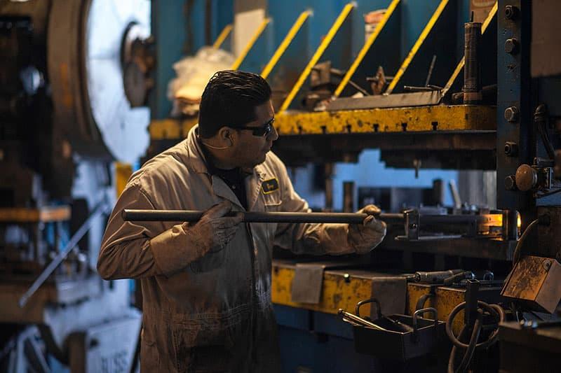 Hellwig factory efficiencies