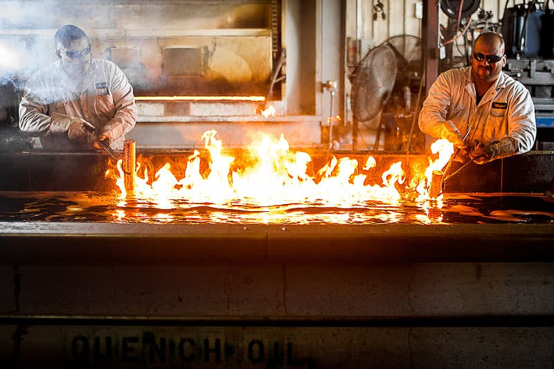 Hellwig manufacturing process, hot items