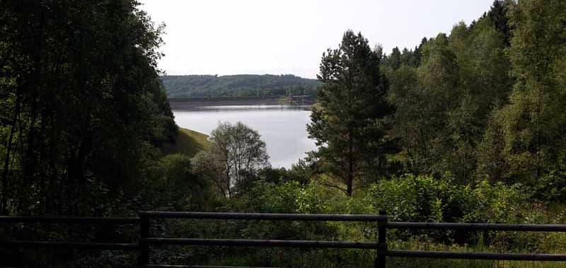 Hilchenbach Reservoir