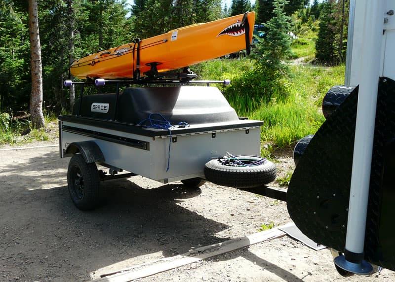 Hobie Mirage pedal kayak